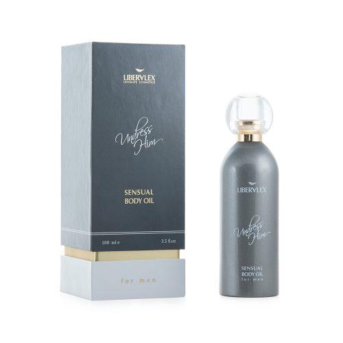 sensual body oil for men